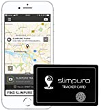 Tracker Karte mit Bluetooth - Geldbörse Finder,...
