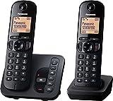 Panasonic KX-TGC222GB Schnurlostelefon mit AB...