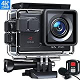 Victure AC700 Action Cam 4K 20MP WiFi...