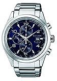 Citizen Herren Chronograph Solar Uhr mit Titan...