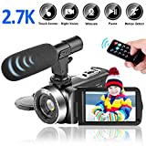 Videokamera 2.7K Camcorder HD 30FPS 30MP...