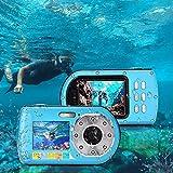 Unterwasserkamera, Foto Kamera Digital 1080P FHD...