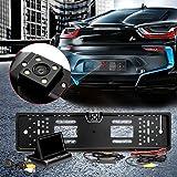 Audew 4.3 '' Car Monitor Rckfahrkamera Drahtloses...
