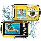 Unterwasserkamera Kamera Wasserdicht Full HD 1080P...